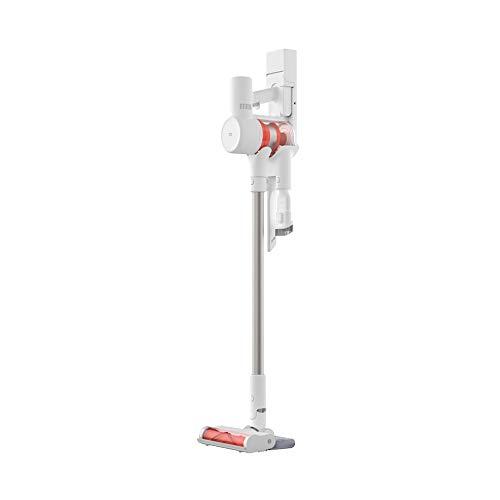 Mi Vacuum Cleaner G10. Portátil y sin cables. Potencia de succión máxima de 150 vatios de aire. Hasta 65 minutos de tiempo de ejecución Batería desmontable.