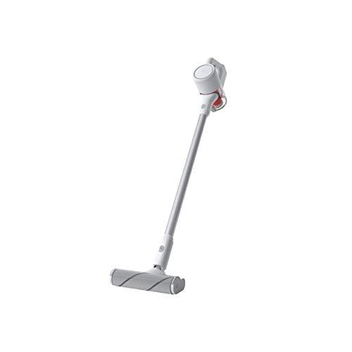 Xiaomi Mi Handheld Vacuum Cleaner - Aspirador escoba, duración batería hasta 30 minutos, 5 niveles de filtración, motor hasta 100,000 rpm, color blanco, 350 W