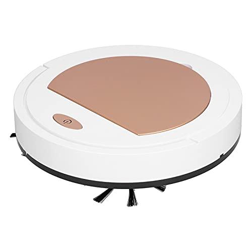 Barredora automática doméstica, Carga USB Barredora Inteligente Que Absorbe energía Mop Modo de detección Sensible Trapeador Aspirador para hogares