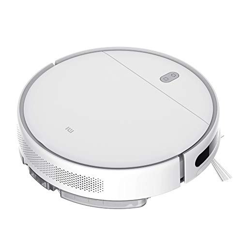 Xiaomi Mi Aspiradora robot - Fregona esencial, 2200Pa, 2500mAh, control remoto a través de la aplicación móvil