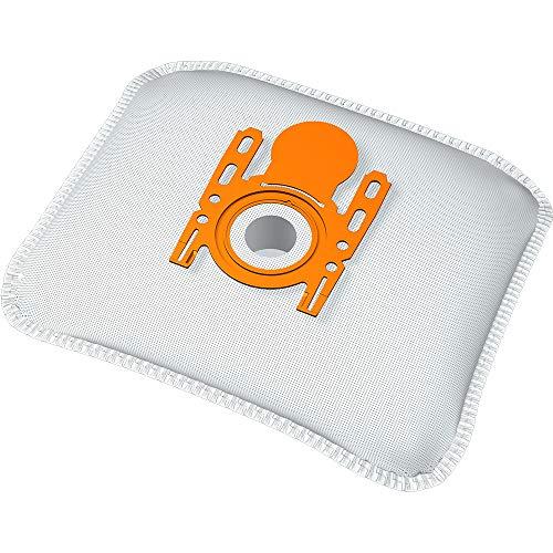 20 bolsas de aspiradora como alternativa para Bosch BBZ41FGALL - Tipo G ALL (n.º 17000940), adecuadas bolsas para el polvo BS 216m con cierre higiénico, bolsa con filtro